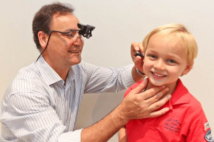 Paediatric Otolaryngology Brisbane